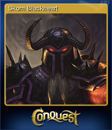 Conquest of Champions Card 5