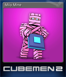 Cubemen 2 Card 8