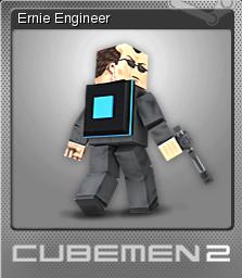 Cubemen 2 Foil 10