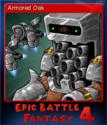 Epic Battle Fantasy 4 Card 06