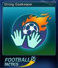 Football Tactics Card 11
