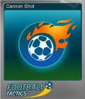 Football Tactics Foil 01