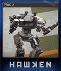 HAWKEN Card 5