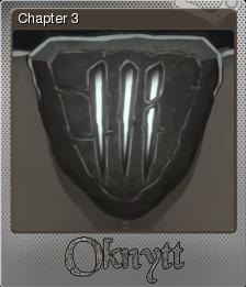 Oknytt Foil 3