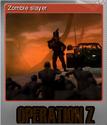 Operation Z Foil 1