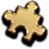 Pixel Puzzles 2 Birds Emoticon goldenbit