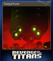 Revenge of the Titans Card 2