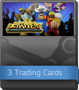 Slam Bolt Scrappers Booster Pack