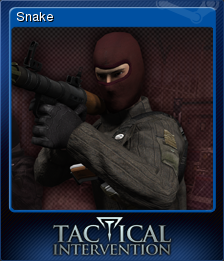 Tactical Intervention Card 04