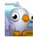Toki Tori 2+ Emoticon tutu