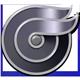 Turbo Dismount Badge Foil