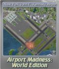 Airport Madness World Edition Foil 8