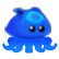 Airscape The Fall of Gravity Emoticon blueoctopus