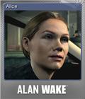 Alan Wake Foil 2