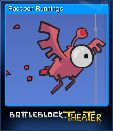 BattleBlock Theater Card 5