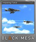Black Mesa Foil 3