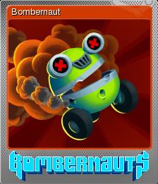 Bombernauts Foil 2