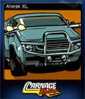 Carnage Racing Card 3