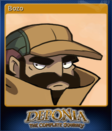 Deponia The Complete Journey Card 5