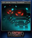 Droid Assault GX Series Heavy Guardian