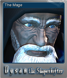 Dysan the Shapeshifter Foil 1