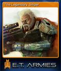 E.T. Armies Card 3