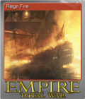 Empire Total War Foil 5