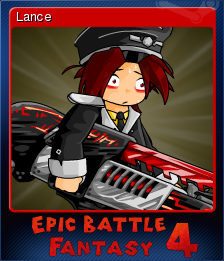 Epic Battle Fantasy 4 Card 04