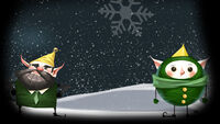 Holiday Sale 2014 Background The Foreman & The Groomer