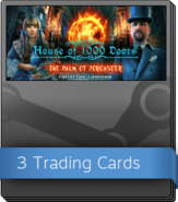 House of 1000 Doors The Palm of Zoroaster Collectors Edition Booster Pack