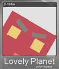 Lovely Planet Foil 1