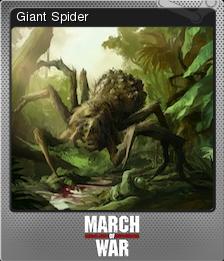 March of War Foil 11