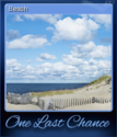 One Last Chance Card 1
