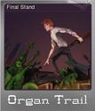 Organ Trail Foil 2
