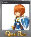 Quest Run Card 05 Foil