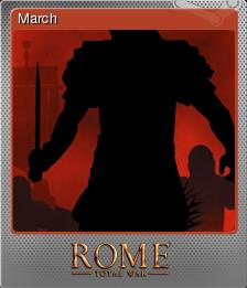 Rome Total War Foil 4