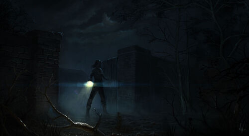 Slender The Arrival Artwork 4
