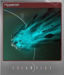 Solar Flux Foil 3