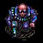 The Chaos Engine Emoticon Merc