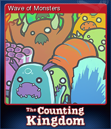 The Counting Kingdom Card 01