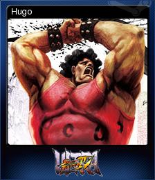 Ultra Street Fighter IV Card 06