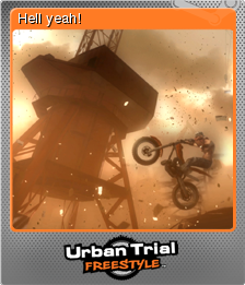 Urban Trial Freestyle Foil 1