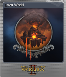 Warlock 2 the Exiled Card 06 Foil