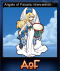 Angels of Fasaria Version 2.0 Card 3