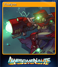 Awesomenauts Card 4