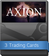 Axion Booster Pack