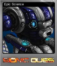 Bionic Dues Foil 4