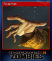 Call of Duty Black Ops II Zombies Card 4