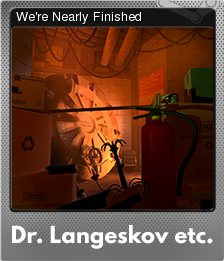 Dr. Langeskov, The Tiger, and The Terribly Cursed Emerald A Whirlwind Heist Foil 4