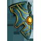 Heroes & Legends Conquerors of Kolhar Badge 5